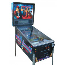 Bally Who Dunnit Pinball Machine
